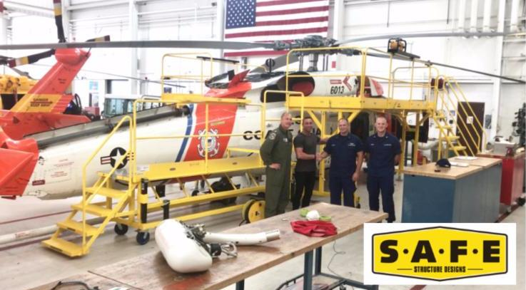 S A F E Structure completes contract with USCG Mobile, AL