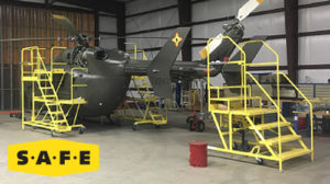 Ergonomic Hangar Equipment for the Army National Guard - SAFE Structure Designs