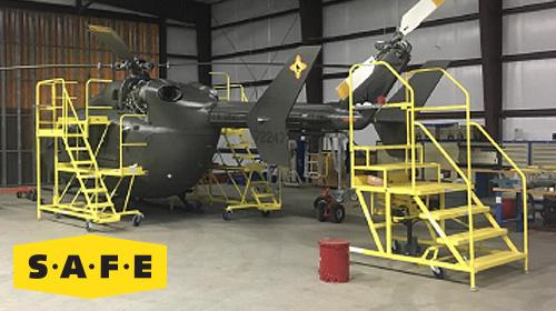 Ergonomic Hangar Equipment for the Army National Guard