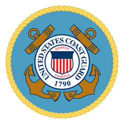 SAFE Structure Designs US Coast Guard Logo