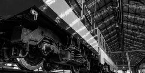 Custom Railroad Maintenance Equipment - SAFE Structure Designs