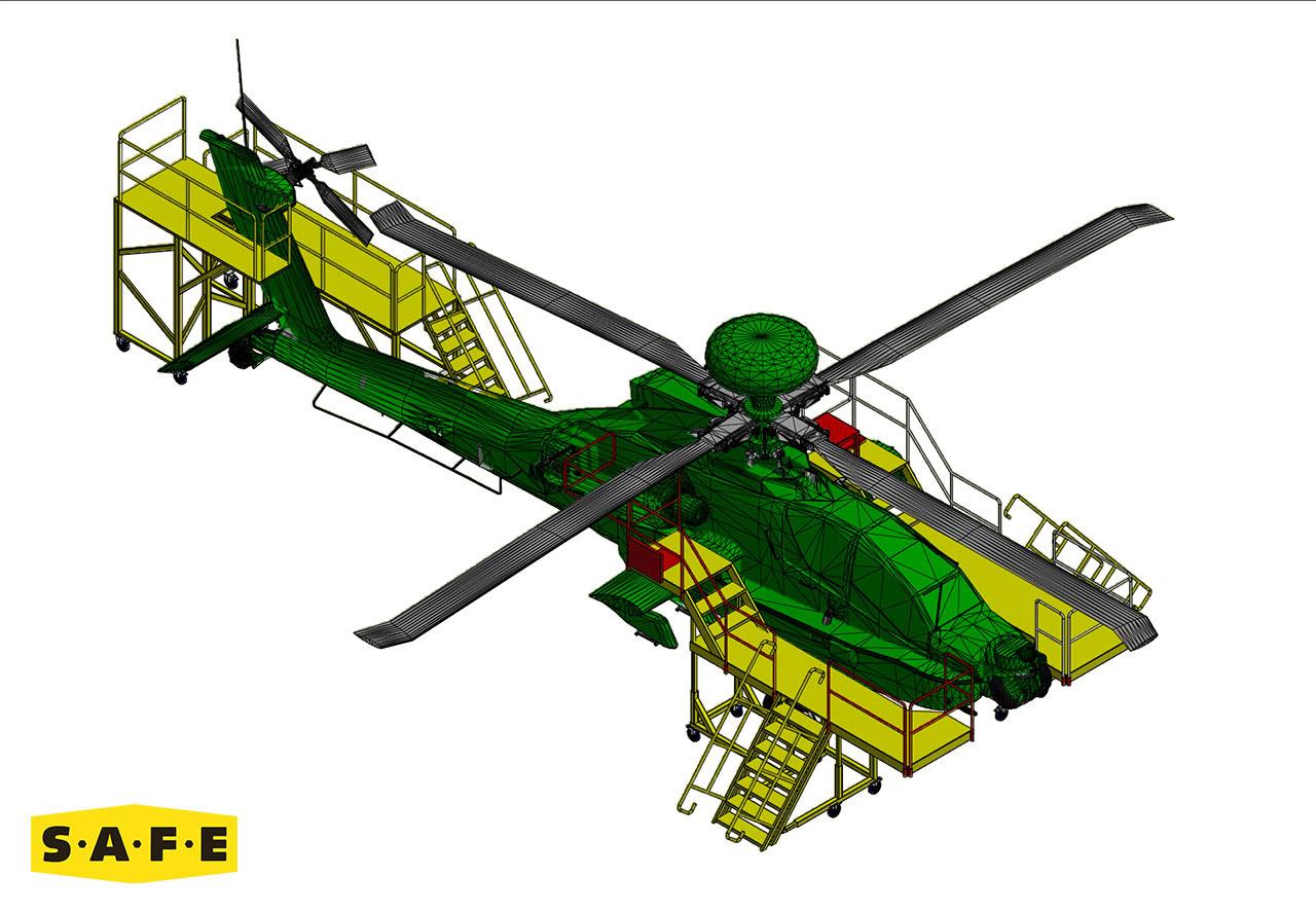 Boeing Apache AH-64