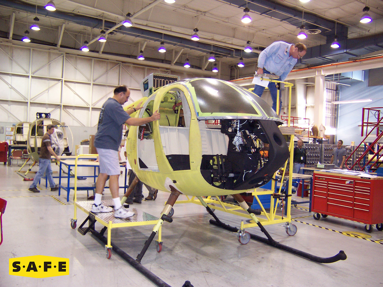 Md Helicopters Rotor Wing Aircraft Maintenance Platforms