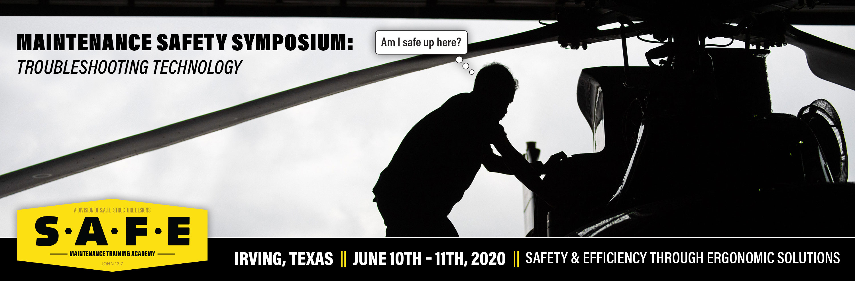 SAFE Training Symposium - Troubleshooting Technology