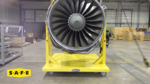 Rolls Royce RB211-535 Jet Engine