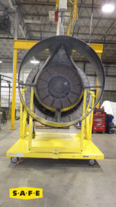 Rolls Royce RB211-535 Jet Engine