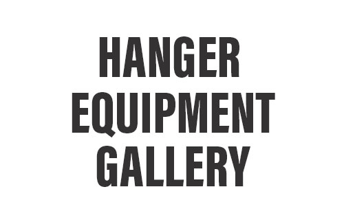 Aviation Hangar Equipment