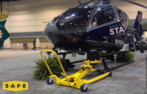 Custom Built Hangar Equipment - Gimble Installation & Removal Device (GIRD) - SAFE Structure Designs