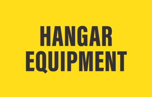 Aviation Hangar Equipment